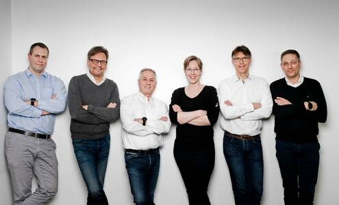 Team der Gründungsgesellschafter SioNet